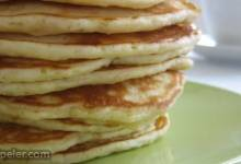 Veronica's Apple Pancakes
