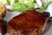 "virgil's ""top secret"" pork chop marinade"