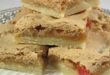 walnut cherry bars
