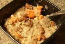 warm heart stew