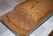 wendy's zucchini bread