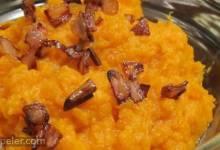 Whipped Cardamom Sweet Potatoes