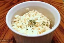 White Cheddar and Horseradish Spread