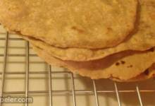 Whole Wheat Chapati