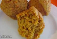 Wicked Whole Wheat Orange Carrot Muffins