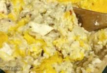 Wild Rice Chicken