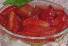 wild strawberry treat