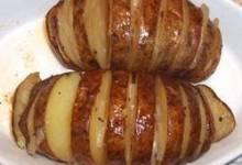 Wine Baked Potato