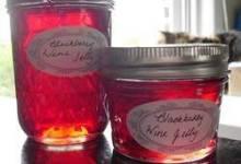 wine jelly