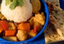 Winter Harvest Curry Stew