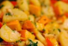Winter Vegetable Hash