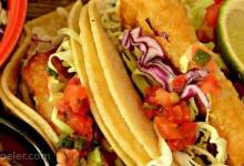 Wonderful Fried Fish Tacos