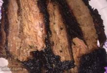 Yeah, -Lived-in-Texas, Smoked Brisket