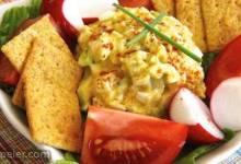 Yummy and Easy Egg Salad