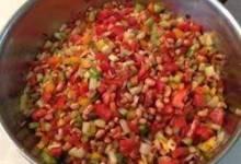 Zesty Hoppin John Salad