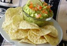 Zilla's Guacamole (THE BEST)