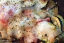 Zucchini and Cheese