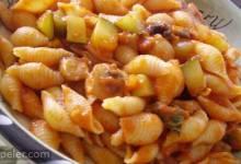 Zucchini and Shells