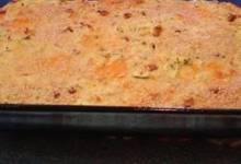 zucchini-cheese appetizer squares
